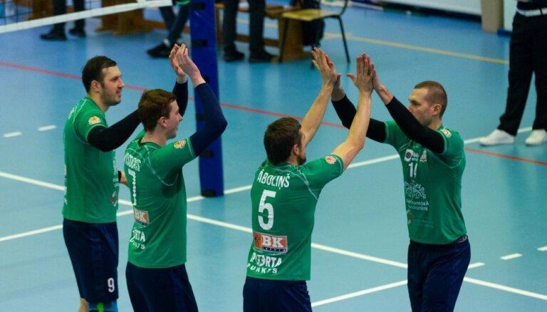 'Jēkabpils lūši' un RTU/'Robežsardze' sestdien izcīnīja uzvaru 'Credit24' meistarlīgā