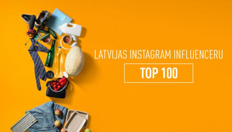 Pirmo reizi noteikta Latvijas 'Instagram' influenceru vērtība