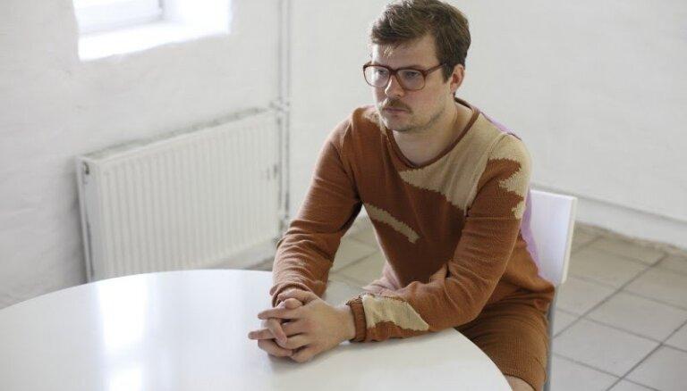 'Kim?' Laikmetīgās mākslas centra programmas direktors turpmāk būs Kaspars Groševs