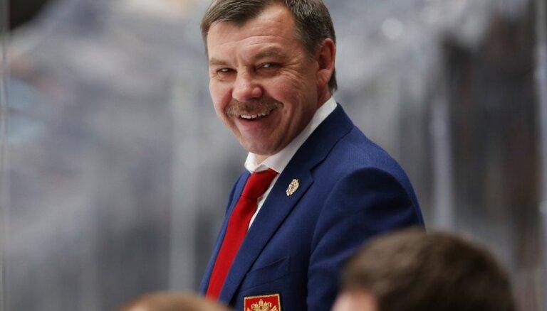 Знарок получил работу — тренер поедет со сборной России на чемпионат мира