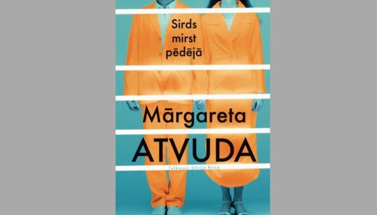 Latviski izdots jaunākais Mārgaretas Atvudas romāns