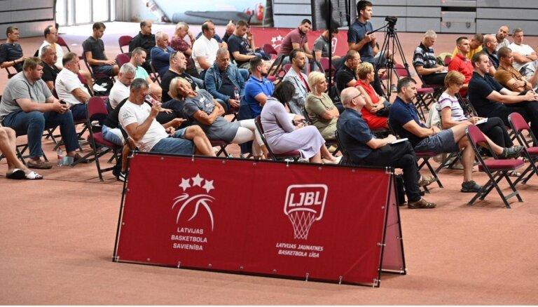 Basketbola forumā vairums LJBL treneru balso par 'labākais pret labāko'