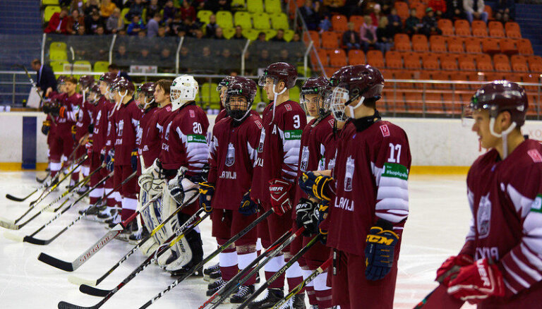 Latvijas U-20 izlase turnīru Bobrujskā noslēdz ar zaudējumu pagarinājumā