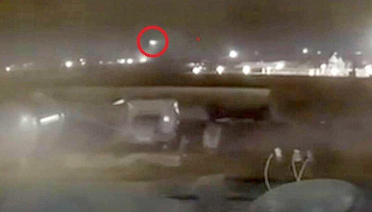 Irāna beidzot atzīst divu raķešu izšaušanu pret Ukrainas lidmašīnu