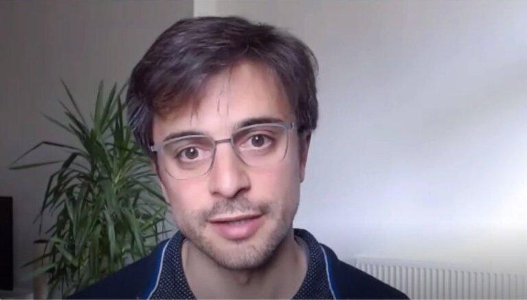 Video: Robs Defeo lekcija, kā būvēt jaunuzņēmumu
