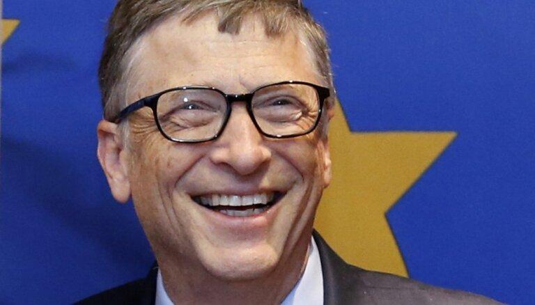 Билл Гейтс завел аккаунт в Instagram