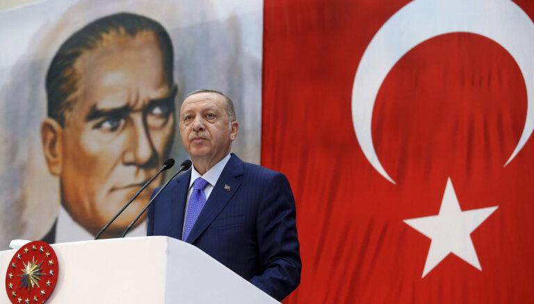 Turcija sāk nosūtīt karaspēku uz Lībiju