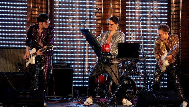 LU Jauno mūzikas grupu konkursā 'Hadrons 2020' uzvarējusi grupa 'Effekts'