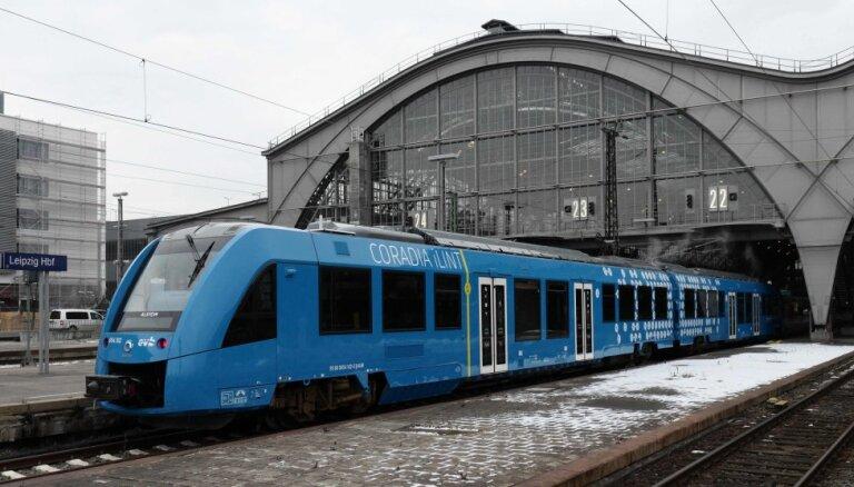 Евросоюз запретил Siemens и Alstom совместно производить поезда