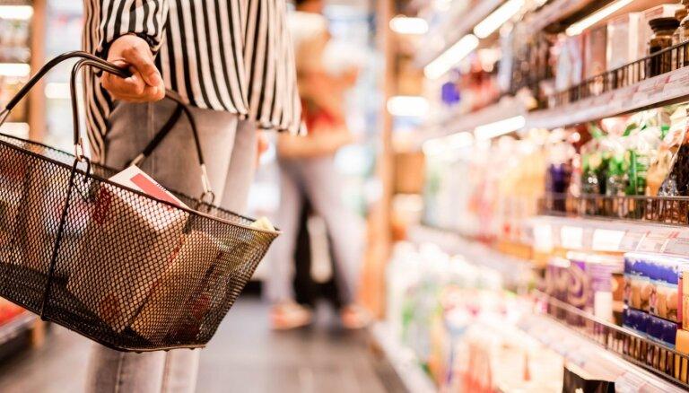 'Eurostat': Latvijā mazumtirdzniecības kāpums augustā bijis lielāks nekā ES vidēji