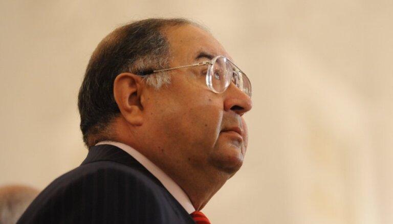 Российский олигарх Усманов подарил РФС 1 миллиард рублей