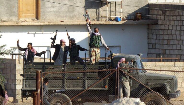 Латвия вслед за США признала сирийскую оппозицию