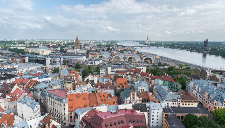 Rīga pretendē uz Eiropas labākā tūrisma galamērķa titulu 2019. gadā