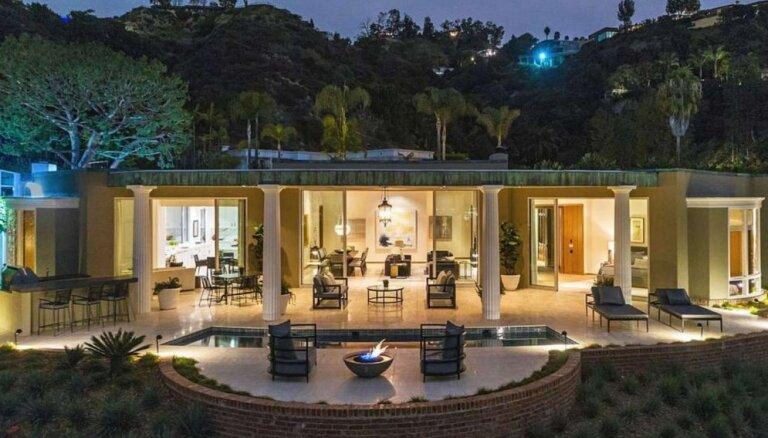 Basketbolists Sabonis, Lady Gaga un citi: kādos namos dzīvo vai reiz mitinājušās slavenības