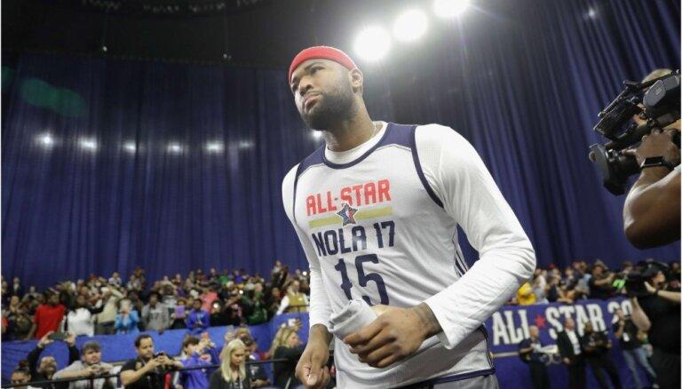 Medijs: Kazinss noslēgs vienas sezonas līgumu ar čempionvienību 'Warriors'