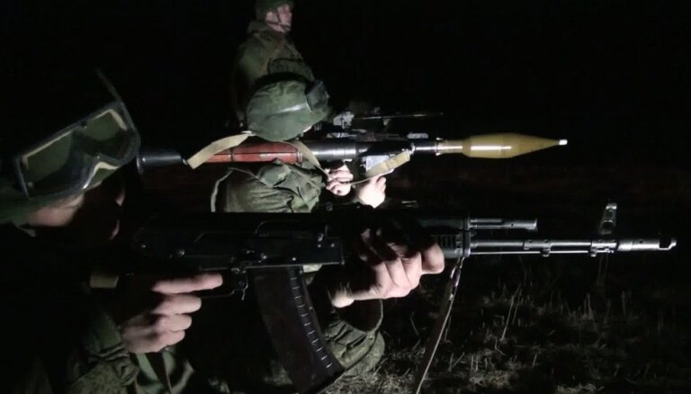 'Spried ar Delfi', vai atsāksies karadarbība Ukrainas austrumos