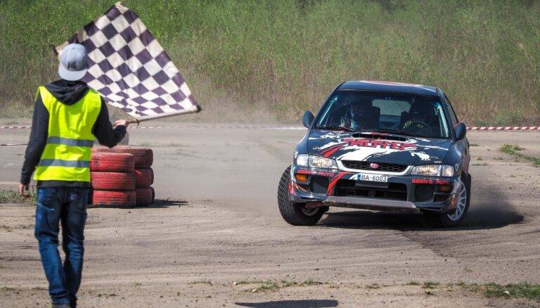 Atvērta reģistrācija Latvijas autosprinta kausa ceturtajam posmam 'RX Challenge'