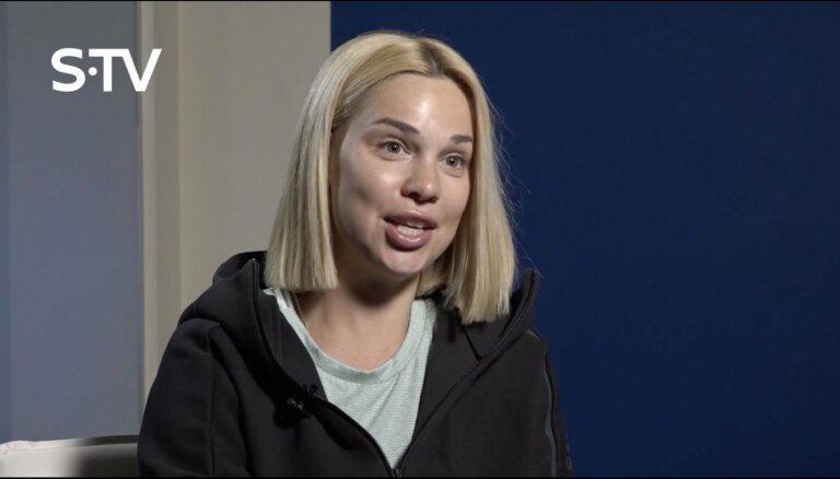 Samantai Tīnai nācies slēpt jaunumus par viņas došanos uz 2021. gada 'Eirovīziju'