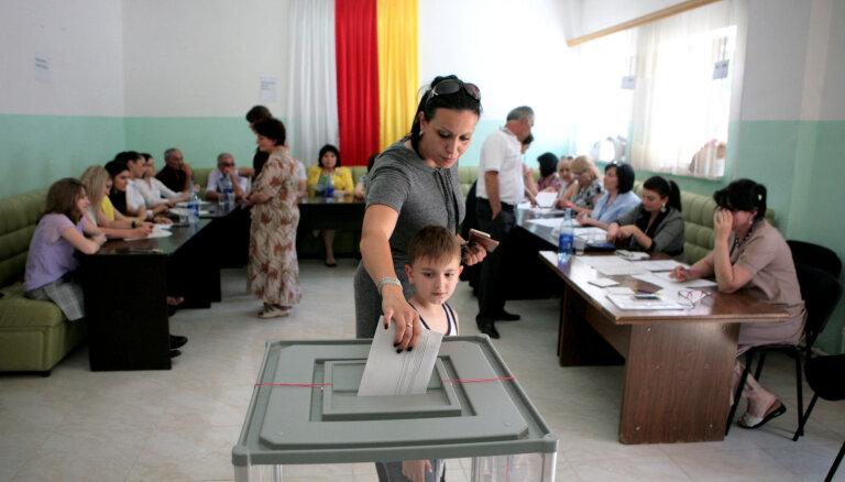 Dienvidosetijā aizvadītas nelikumīgas 'parlamenta vēlēšanas'