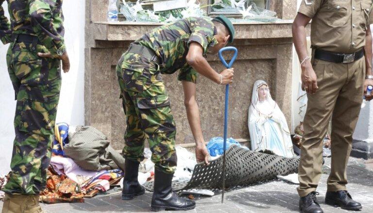 Новый взрыв произошел на Шри-Ланке: информация о жертвах уточняется