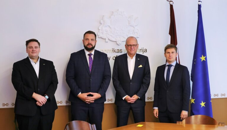 Vācijas uzņēmums 'Kärcher' atvērs ražotni Latvijā