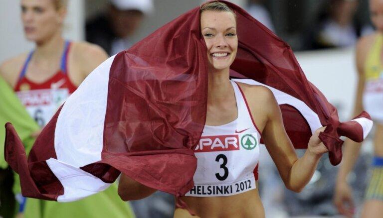 Londonas olimpiskajās spēlēs piektdien sacenšas deviņi Latvijas sportisti