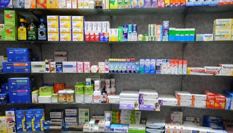 'Mēness aptieka': pieaug bezrecepšu medikamentu īpatsvars