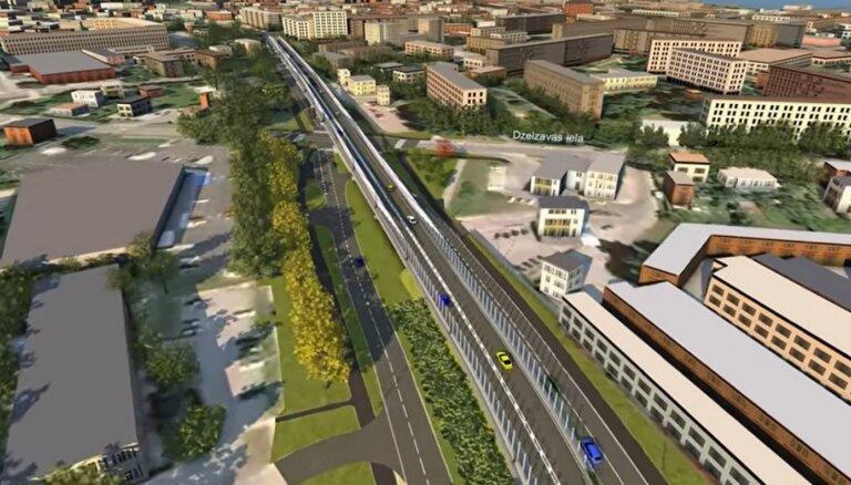 Из-за строительства Восточной магистрали появятся новые ограничения движения