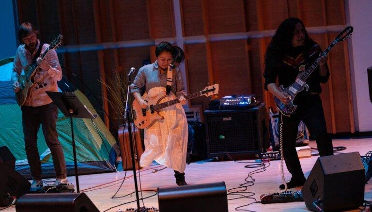 'Ecstatic Music Ventspils' uzstāsies 'Deerhoof', 'Tigue' un Zola Jesus