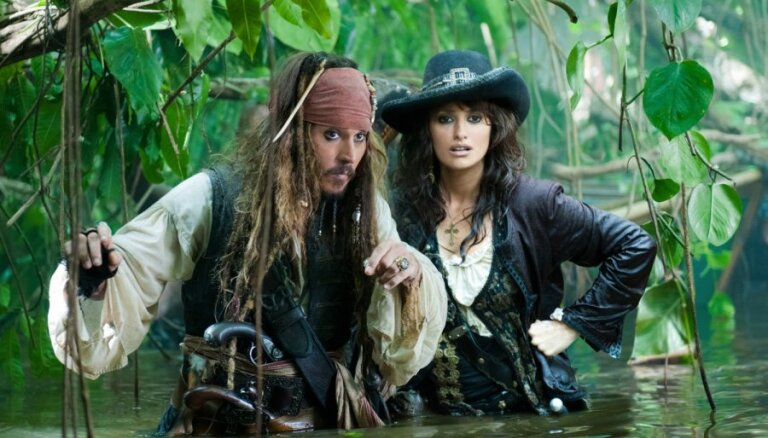 """""""Пиратов Карибского моря"""" могут перезапустить без Джонни Деппа"""