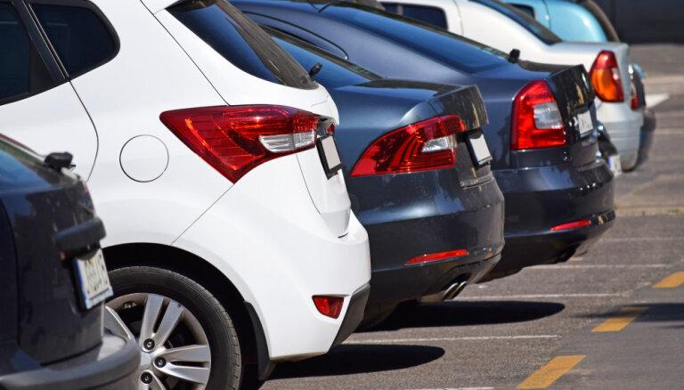 LTAB: необходимо менять организацию дорожного движения на публичных парковках