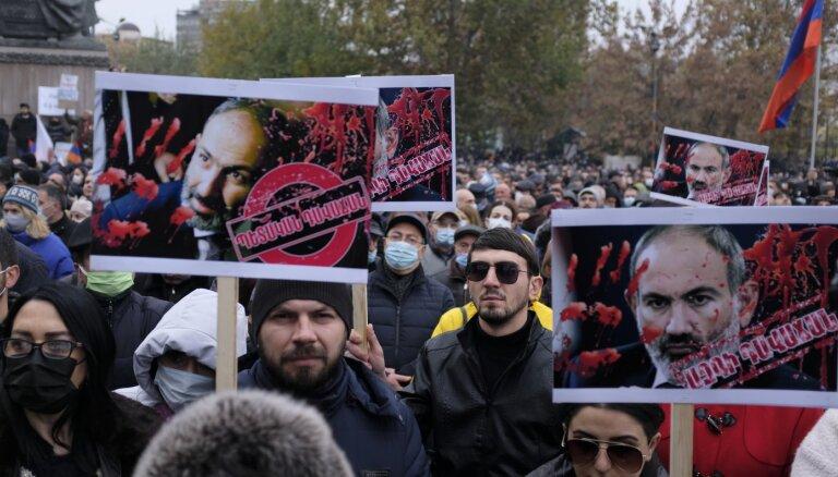 Āris Jansons: Armēnijā – jauna revolūcija?