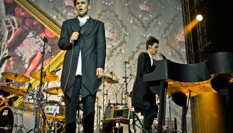 'Instrumenti' pārsteidz mūzikas profesionāļus festivālā Nīderlandē