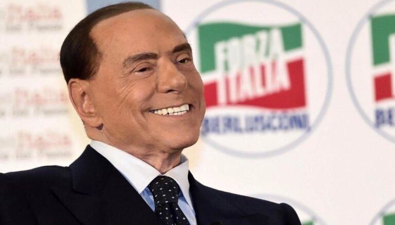 Как Сильвио Берлускони скупает роскошные виллы, меняет молодых любовниц и мастерски избегает тюрьмы