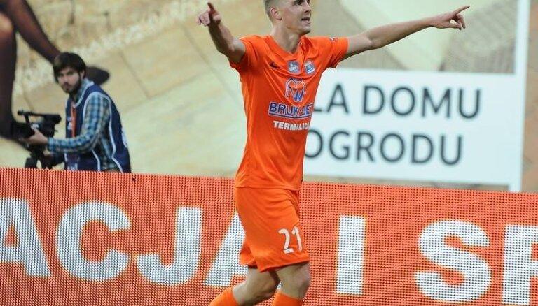 Первый гол Гутковского за три месяца, по воротам Штейнбора ударили четыре раза и все забили