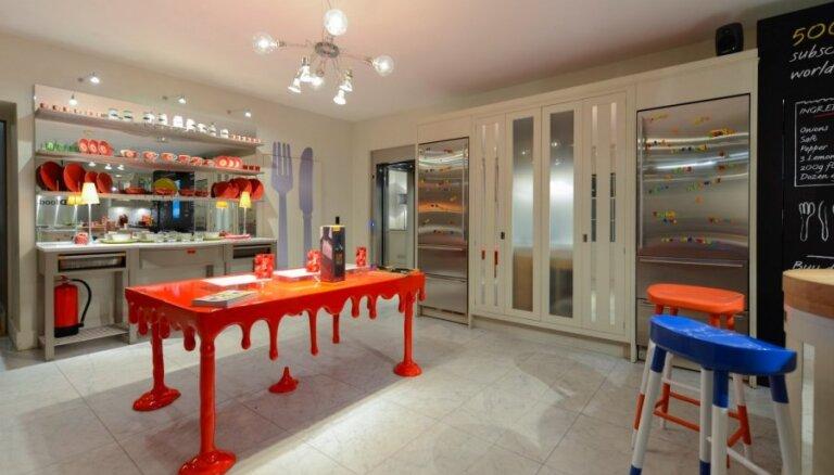Foto: 'Google' rada stilīgāko māju Londonā