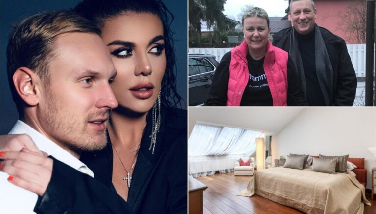 Nedēļas trakumi: Sedokovas pašcieņa, izsakās Mūrnieces eksvīrs, dārgākie dzīvokļi Rīgā