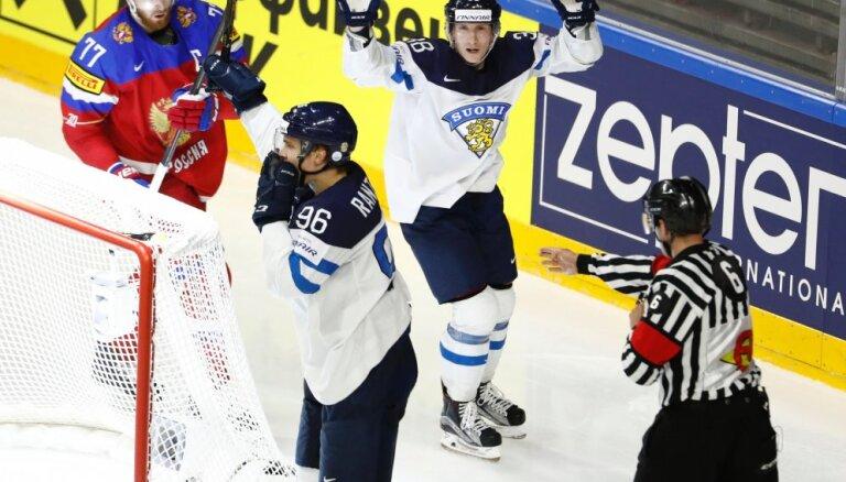 Сборная России по хоккею проиграла второй матч при Воробьеве