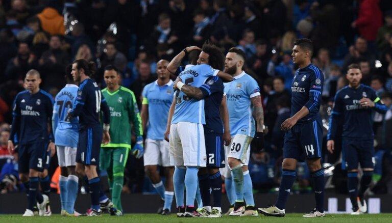 ВИДЕО: Первый полуфинал ЛЧ в Манчестере получился очень осторожным