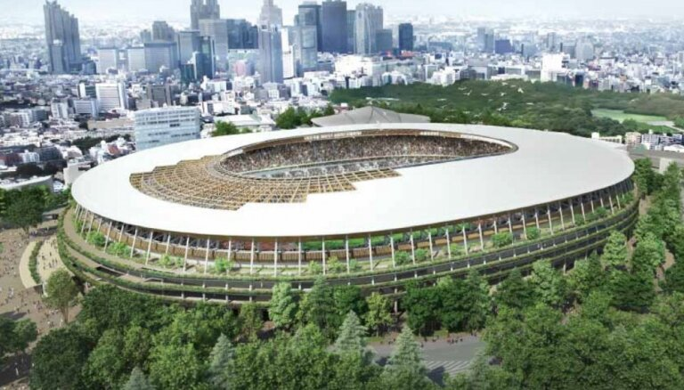 Для участия в Олимпийских играх в Токио утверждены 30 латвийских спортсменов