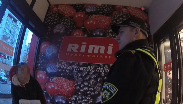За попрошайничество в Латвии оштрафована гражданка Румынии