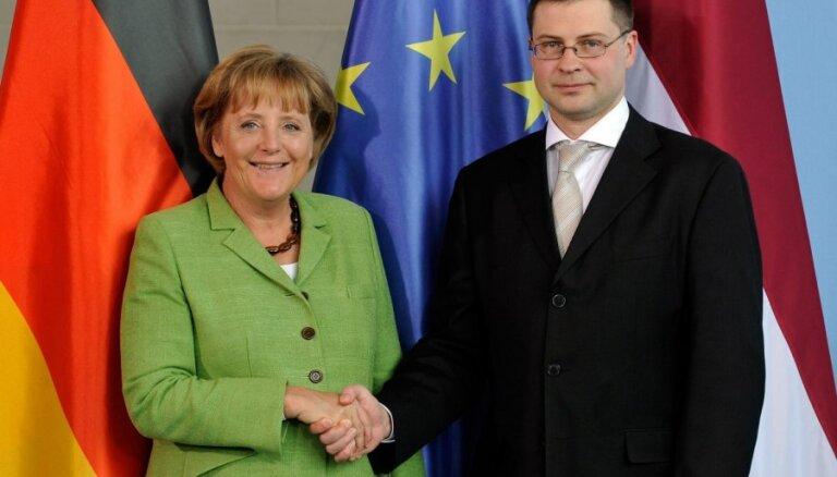 Меркель: страны Балтии во время кризиса осуществили невиданные реформы