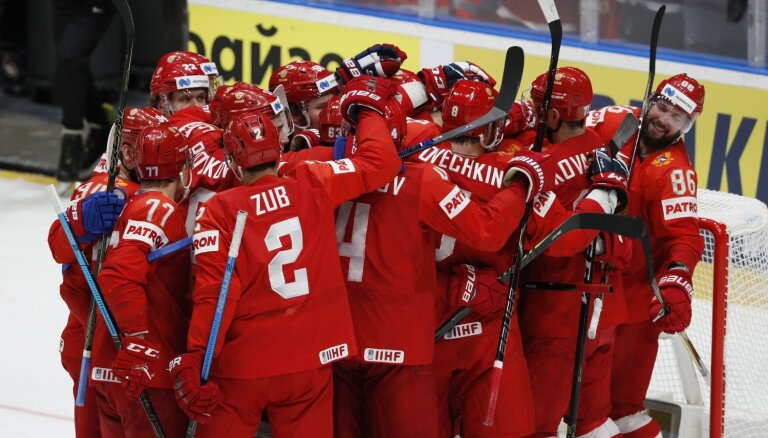Россия по буллитам выиграла у Чехии и завоевала бронзовые медали чемпионата мира