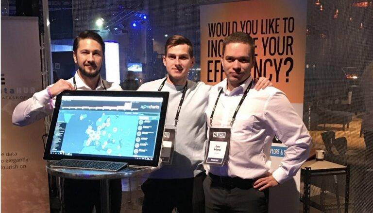 Desmit Latvijas jaunuzņēmumi sacentīsies Startup zīmolu topa finālā
