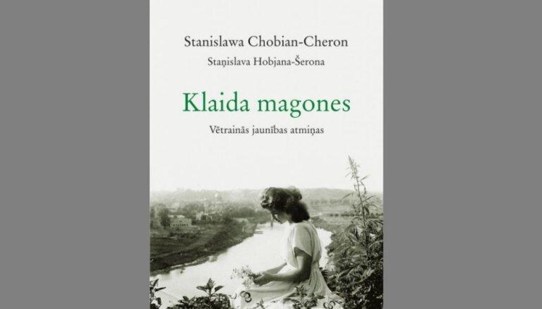 Klajā laists poļu autores Staņislavas Hobjanas-Šeronas atmiņu stāsts 'Klaida magones'