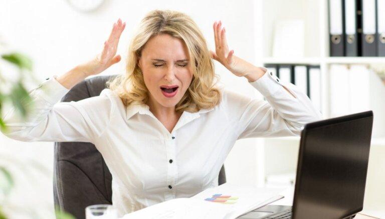 Умирают в три раза чаще: чем опасны стресс и недосып
