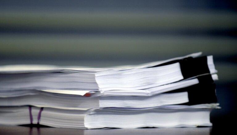 Daļa maksātnespējas administratoru klaji ignorē prasību iesniegt amatpersonas deklarāciju, vēsta raidījums