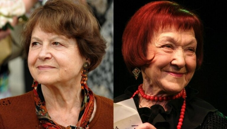 Latvijas teātra Zelta fondā uzņems Rutu Birgeri un Māru Zemdegu