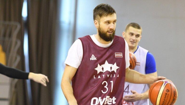 Peiners: pieredze Eiropas čempionātā palīdzēja sagatavoties Eirolīgai