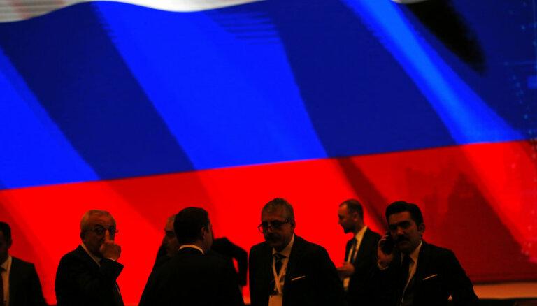 Eiropas Padomes ārlietu ministri atbalsta Krievijas balsstiesību atjaunošanu